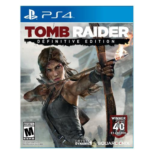 Tomb raider definitive edition (m)