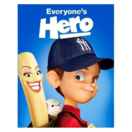 Everyones hero (blu-ray/family icons oring) F07JLJ8FP8QYSOOR