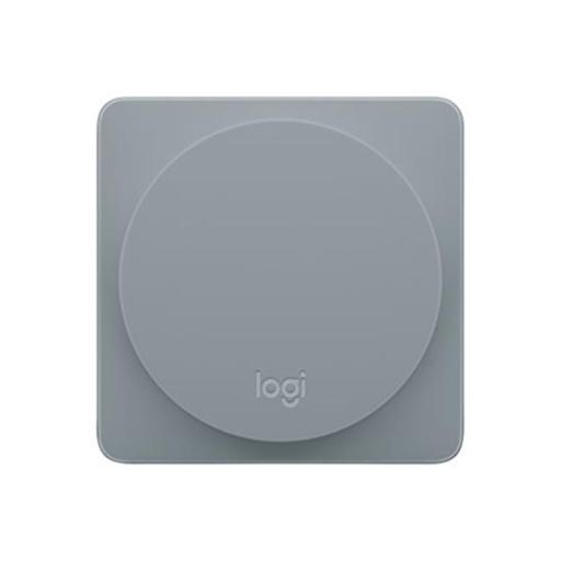 Logitech 915-000276 Pop Add-On Home Switch for Pop Home Switch Starter Pack, Alloy