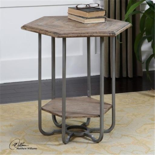 Uttermost 24378 Uttermost Mayson Wooden Accent Table