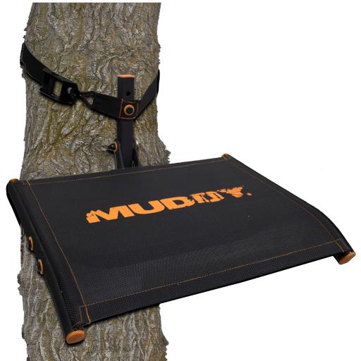 Gsm outdoors mts500 muddy ultra tree seat-18n x 13in-camo