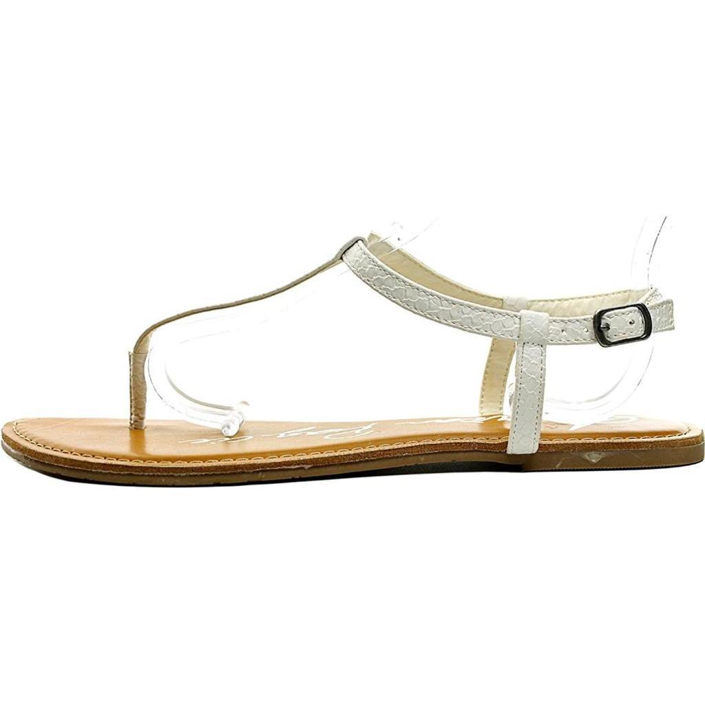 A.R. Krista Thong T-Strap Flat Sandals