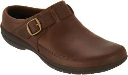 Merrell Leather Buckle Slide Mules Encore Kassie NEW A303027