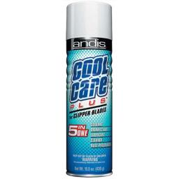 Andis 12750 Cool Care Plus Spray Lubricant Cleaner Rust Preventative