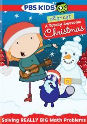 Peg + cat-totally awesome christmas (dvd) DPCAT605D