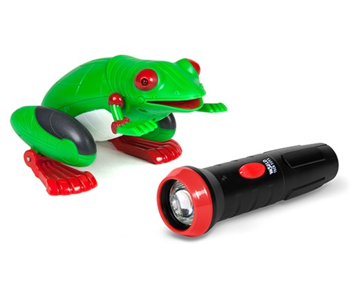 Frog IR Remote Control Critter AA0A33BC0C86E0A3