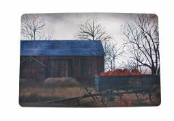 `Harvest Time` Printed Rubberized Comfort Mat 20 X 30