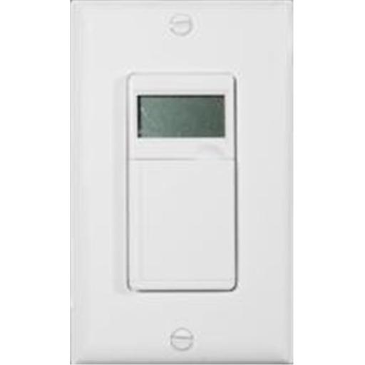 Morris Products 80511 7 Day Heavy Duty In Wall Timer White