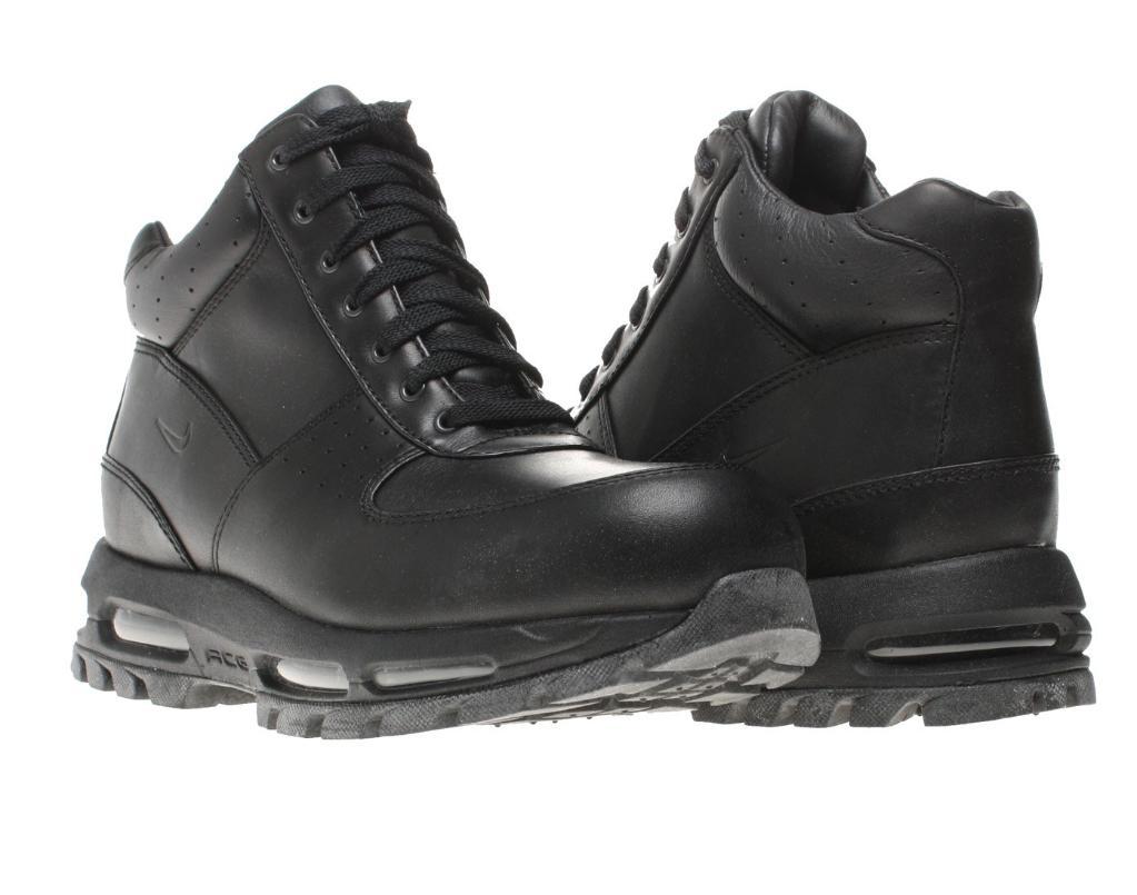 38aed292103 Nike Air Max Goadome ACG Black/Black Men's Boots 865031-009