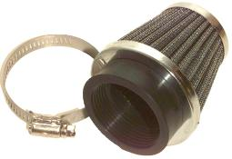 Emgo 12-55748 48Mm Clamp-On Air Filter 12-55748