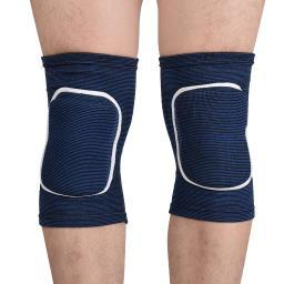 2-Pack: Athletic Running Knee Guard Pads