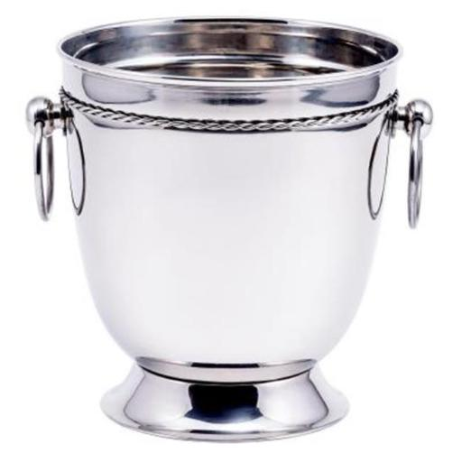 Stainless Steel Champagne Bucket, 4.75 Quart