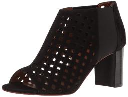 Aquatalia by Marvin K. Women's Shari Perforated Suede Ankle Bootie