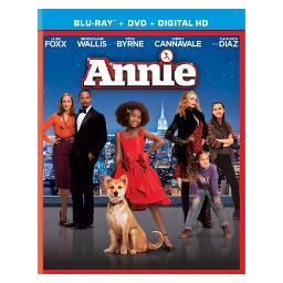 Annie (2014/blu-ray/dvd combo/ultraviolet) BR44000
