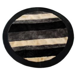 Onitiva - Vectoria Patchwork Rugs (35.4 by 35.4 inches)
