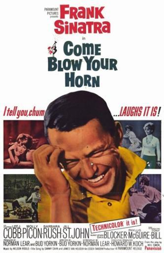Come Blow Your Horn Movie Poster (11 x 17) 8YNB6D1ETAFHCSMA