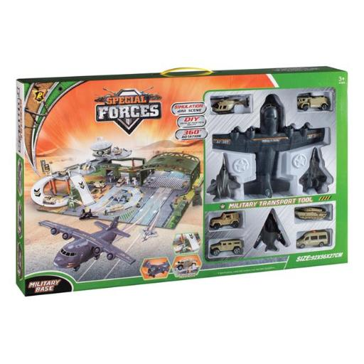 Daron BP96236 The Military Base Playset 9EF944D0F6414693