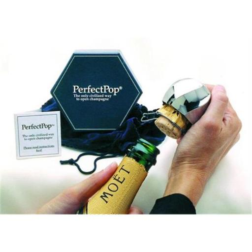 Generic 220154 Perfect Pop Champagne Opener