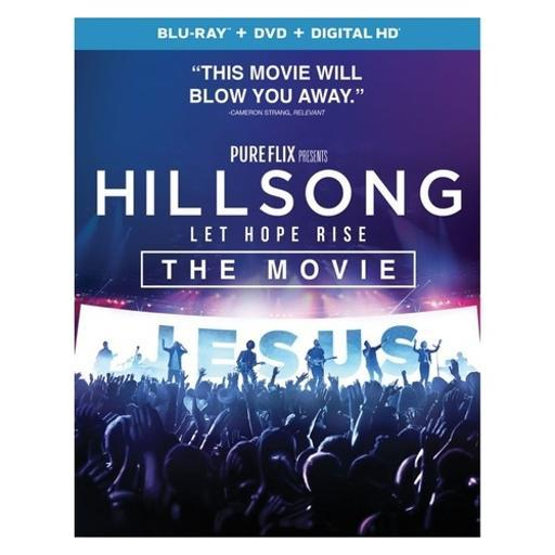 Hillsong-let hope rise (blu ray/dvd w/digital hd) QVJMSYHCQRPQWGLI