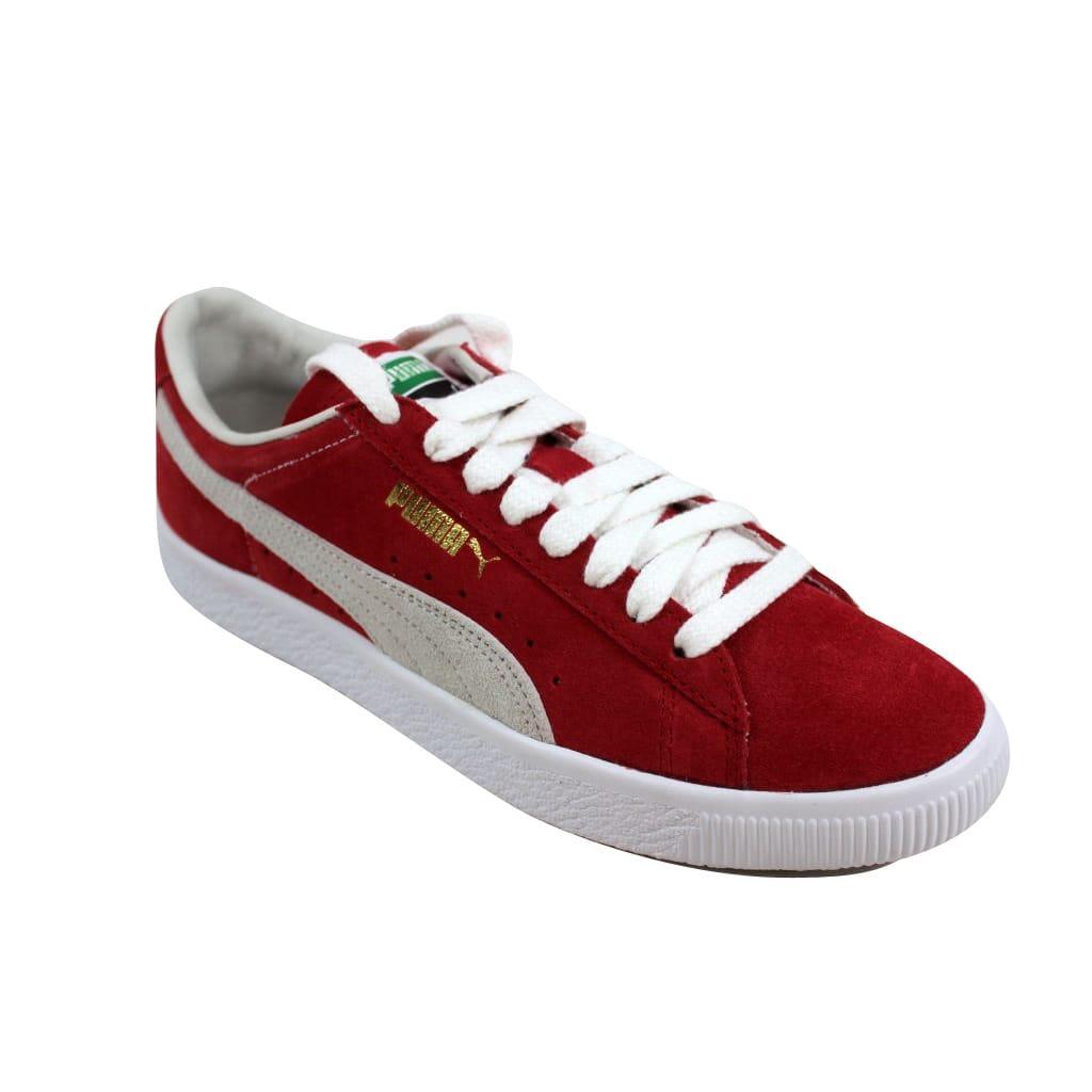 Puma Puma Suede 90681 Ribbon Red Puma White 365942 02  434179596