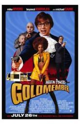 Austin Powers in Goldmember Movie Poster (11 x 17) MOV199386
