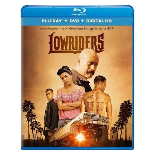 Lowriders (blu ray/dvd w/digital hd) ETSLZRJ9QYSMVJJE