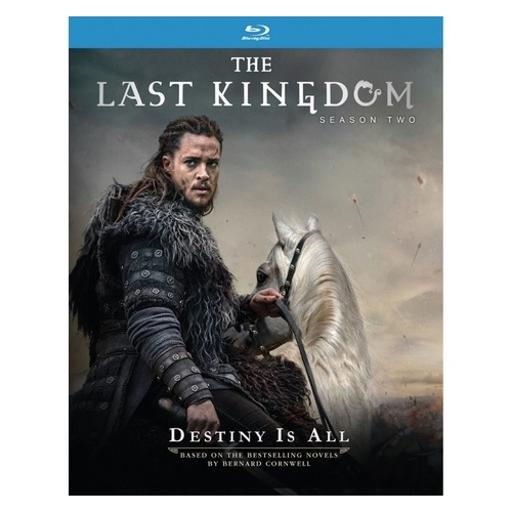 Last kingdom-season 2 (blu ray) (3discs) 1289126
