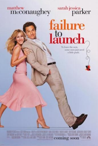 Failure to Launch Movie Poster (11 x 17) FPQFU8GMRWOA018G
