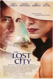 The Lost City Movie Poster Print (27 x 40) MOVCH8436