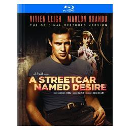 Streetcar named desire-60th anniversary (blu-ray/digibook) BR202871