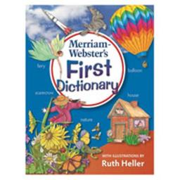 Merriam-Webster MER2741 First Dictionary, 10 Per Pack