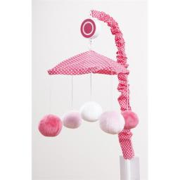 One Grace Place 10-18hp032 Simplicity Hot Pink Mobiles