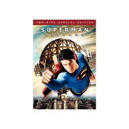SUPERMAN RETURNS (DVD/SPECIAL EDITION/DVD/2 DISC/WS-2.40) 12569823372