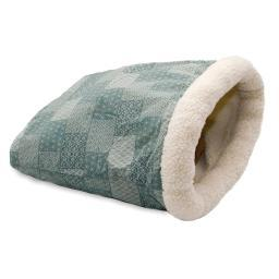K&H Pet Products 3395 Teal K&H Pet Products Kitty Crinkle Sack Teal 17 X 17.5 X 4.5