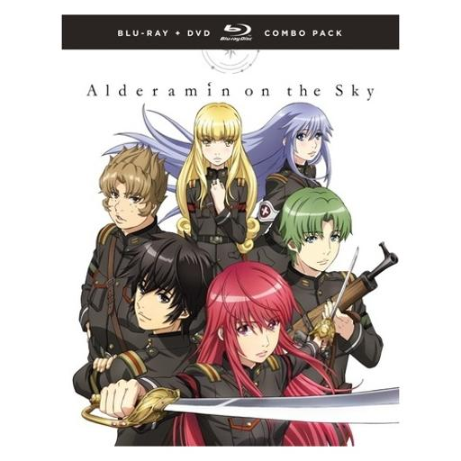Alderamin on the sky-complete series (blu-ray/dvd combo/4 disc) 1312979