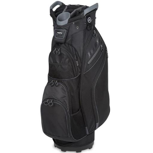 Bag Boy BB36105 Chiller Cart Golf Bag - Black & Charcoal