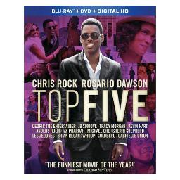 Top five (blu ray) (5.1 dol dig/5.1 dts-hd/ws/eng sdh/re-release) BR59160086