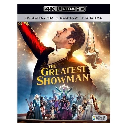 Greatest showman (blu-ray/4k-uhd/digital hd) U77DHSCUQJ1PRWNI