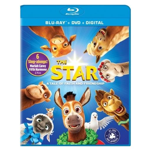 Star (blu ray/dvd w/digital) JKEK3SJKKGTRKQ8O
