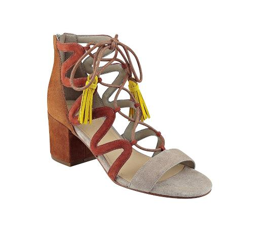 a01dcfa14b Marc Fisher Marc Fisher Womens Rayz Suede Almond Toe Casual Strappy ...