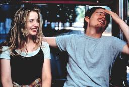 Before Sunrise, Julie Delpy, Ethan Hawke, 1995 Photo Print EVCMSDBESUEC005H