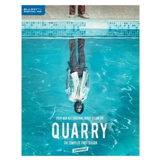 Quarry-complete 1st season (blu-ray/digital hd/3 disc) DPSPRMMVWC1GLEGI