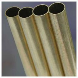 K & S Engineering 8121 Soft Brass Fuel Tube 1/8In 2 Pack