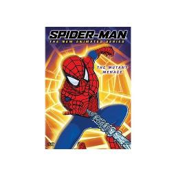 SPIDERMAN V01-ANIMATED SERIES-MUTANT MENACE (DVD/WS 1.78/ANAMORPHIC/DD 5.1 43396054516