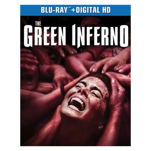 Green inferno (blu ray) 1298686