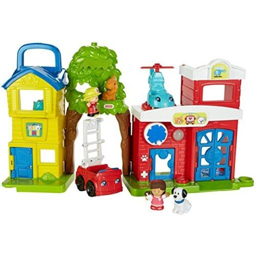 Fisher-price dyr80 animal rescue little people YS5VZAPFQYV7XQCM