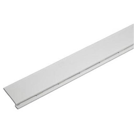 Amerimax Home Products 85320 4 ft. White Gutter Cover