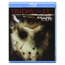 Friday the 13th (2009/blu-ray/re-pkgd) BRN585573