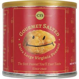 Mr. Smiley Gourmet Salted Extra Large Virginia Peanuts