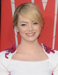 Emma Stone At Arrivals For The Amazing Spider-Man Premiere, Regency Village Westwood Theatre, Los Angeles, Ca June 28, 2012. Photo By: Dee Cercone/Everett Collection Photo Print EVC1228E03DX100H